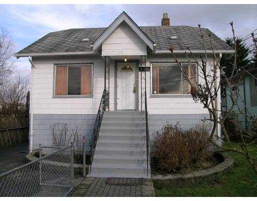 Main Photo: 247 BOYNE Street in New Westminster: Queensborough House for sale : MLS® # V629716