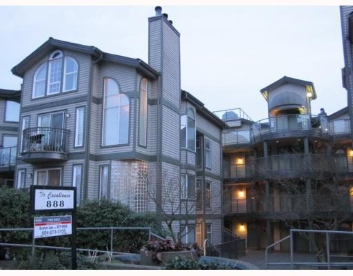 Main Photo: # 101 888 W 13TH AV in Vancouver: Condo for sale : MLS® # V804645