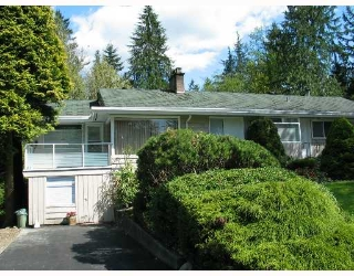 Main Photo: 987 GATENSBURY Street in Coquitlam: Harbour Place House 1/2 Duplex for sale : MLS®# V644991