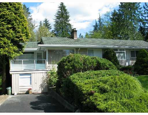 Main Photo: 987 GATENSBURY Street in Coquitlam: Harbour Place House 1/2 Duplex for sale : MLS® # V644991