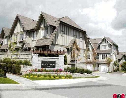 "Main Photo: 62 15175 62A Avenue in Surrey: Sullivan Station Townhouse for sale in ""BROOKLANDS"" : MLS(r) # F2715966"