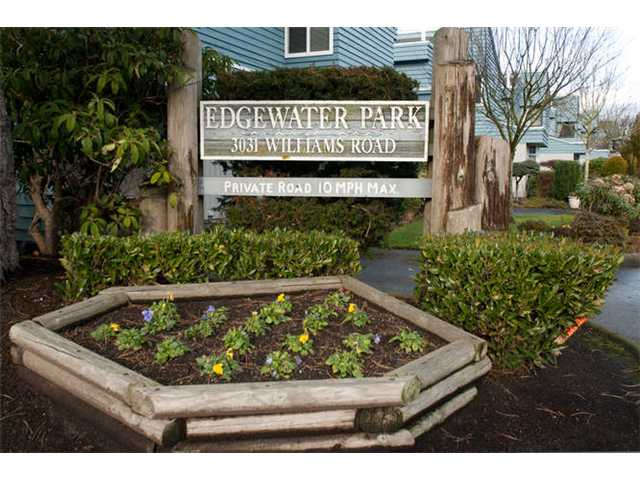 Edgewater Park - Desirable Family Townhouse Complex in West Richmond along the dyke
