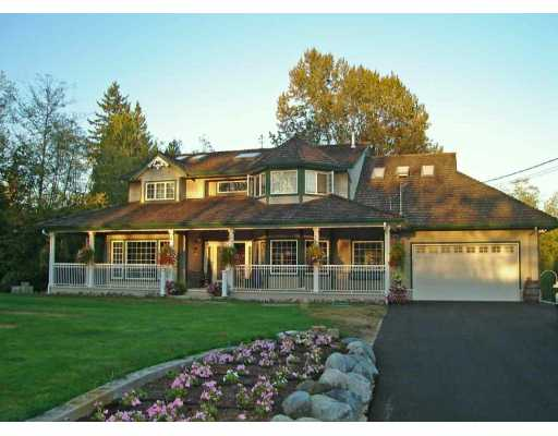 Main Photo: 27610 104TH Ave in Maple Ridge: Whonnock House for sale : MLS® # V618706