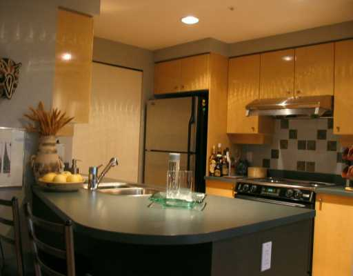"Photo 4: 1008 CAMBIE Street in VANCOUVER: Downtown VW Condo for sale in ""WATERWORKS"" (Vancouver West)  : MLS(r) # V621095"