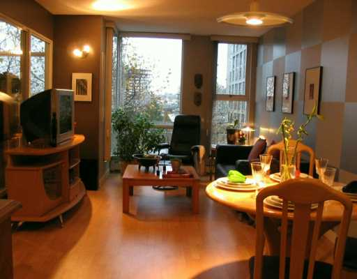 "Photo 2: 1008 CAMBIE Street in VANCOUVER: Downtown VW Condo for sale in ""WATERWORKS"" (Vancouver West)  : MLS(r) # V621095"