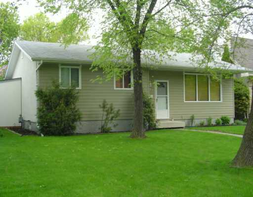 Main Photo: 67 NICOLLET Avenue in Winnipeg: St Vital Single Family Detached for sale (South East Winnipeg)  : MLS® # 2607880