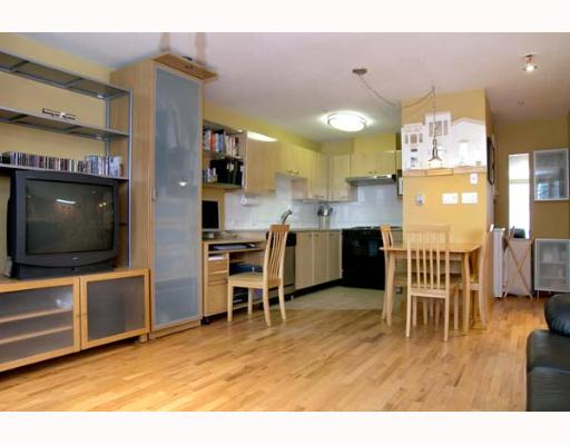 "Main Photo: 314 638 W 7TH Avenue in Vancouver: Fairview VW Condo for sale in ""OMEGA CITIHOMES"" (Vancouver West)  : MLS® # V648644"