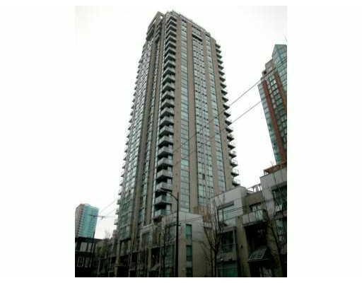 Main Photo: # 803 928 RICHARDS ST in Vancouver: Condo for sale : MLS®# V865523