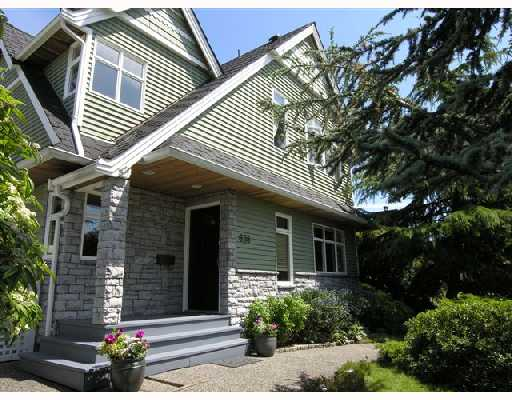 Main Photo: 638 E 7TH Street in North_Vancouver: Queensbury House for sale (North Vancouver)  : MLS(r) # V653945