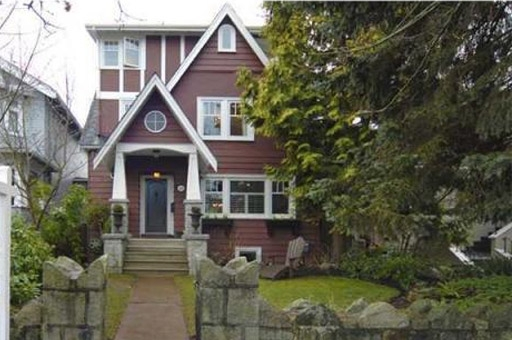 Main Photo: 3826 W 23RD AV in Vancouver: House for sale : MLS(r) # V869728