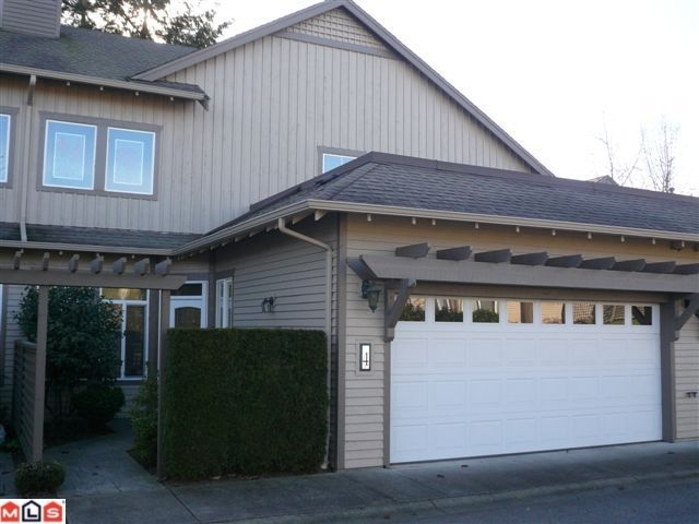 Main Photo: 4 14909 32 AV in Surrey: Condo for sale : MLS® # F1103611