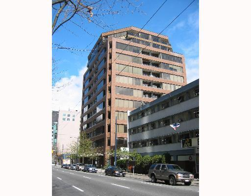 "Main Photo: 609 1010 HOWE Street in Vancouver: Downtown VW Condo for sale in ""1010 HOWE"" (Vancouver West)  : MLS®# V658632"