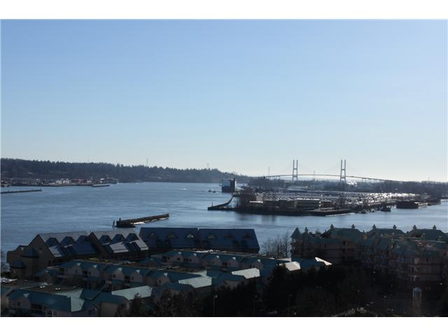 Main Photo: # 1502 898 CARNARVON ST in New Westminster: Downtown NW Condo for sale : MLS®# V868081
