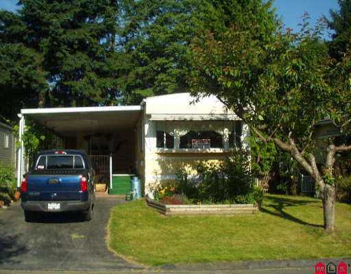 "Main Photo: 2 7790 KING GEORGE HY in Surrey: East Newton Manufactured Home for sale in ""CRISPEN BAYS"" : MLS®# F2614031"