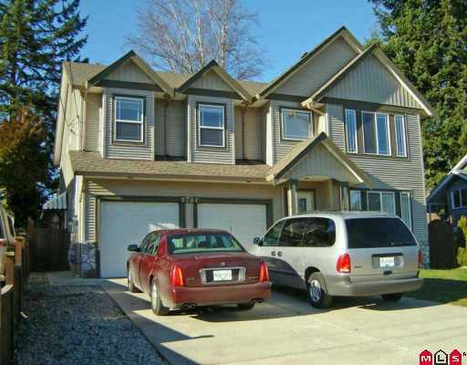 Main Photo: 7761 CEDAR Street in Mission: Mission BC House for sale : MLS® # F2702814