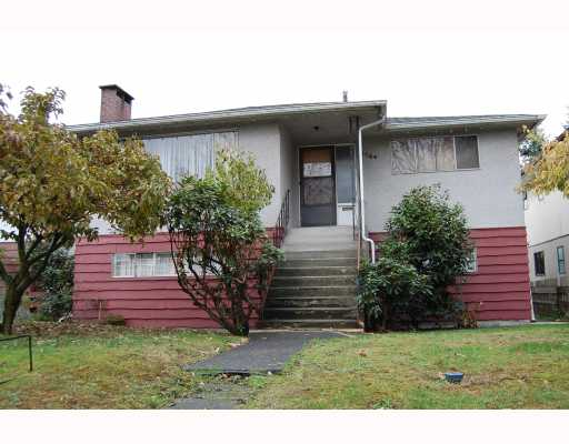 Main Photo: 1764 E 45TH Avenue in Vancouver: Killarney VE House for sale (Vancouver East)  : MLS®# V796180