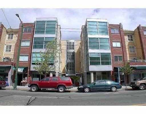 "Main Photo: 216 2929 W 4TH Avenue in Vancouver: Kitsilano Condo for sale in ""THE MADISON"" (Vancouver West)  : MLS® # V674487"