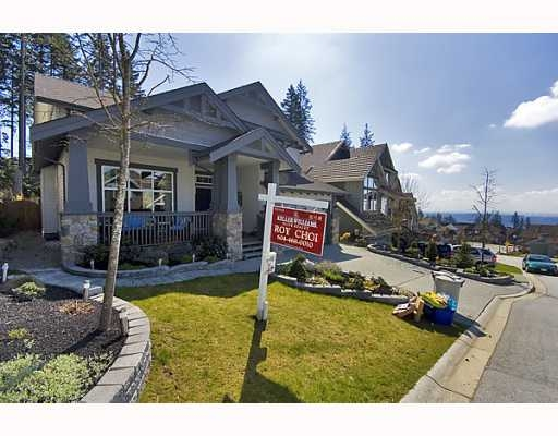 Main Photo: 34 CLIFFWOOD DRIVE in Port Moody: Heritage Woods PM House for sale : MLS®# V754239