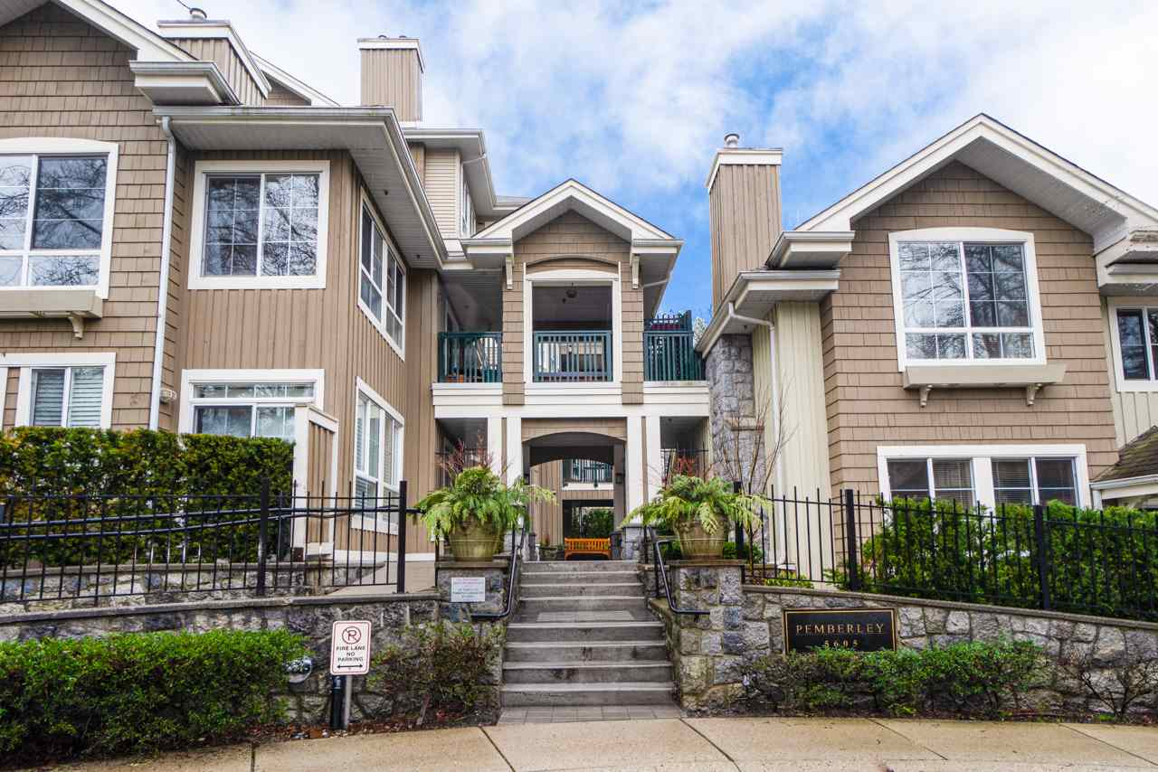 FEATURED LISTING: 30 5605 HAMPTON Place Vancouver