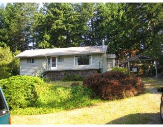 Main Photo: 4981 PANORAMA DR in No City Value: Pender Harbour Egmont House for sale (Sunshine Coast)  : MLS®# V564802