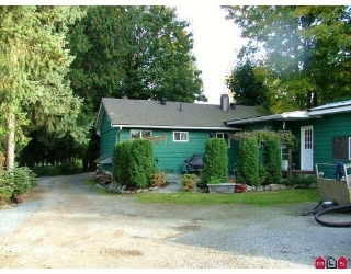 Main Photo: 4123 MT. LEHMAN in Abbotsford: House
