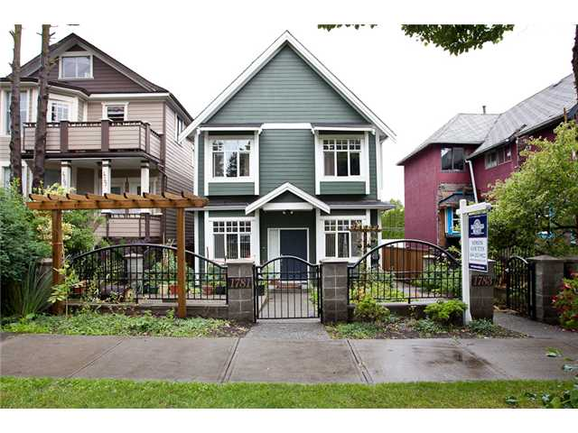 Main Photo: 1783 E 15TH AV in Vancouver: Grandview VE Condo for sale (Vancouver East)  : MLS® # V900671