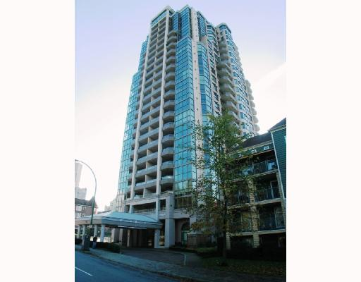 "Main Photo: 1403 3070 GUILDFORD Way in Coquitlam: North Coquitlam Condo for sale in ""LAKESIDE TERRACE"" : MLS®# V679459"