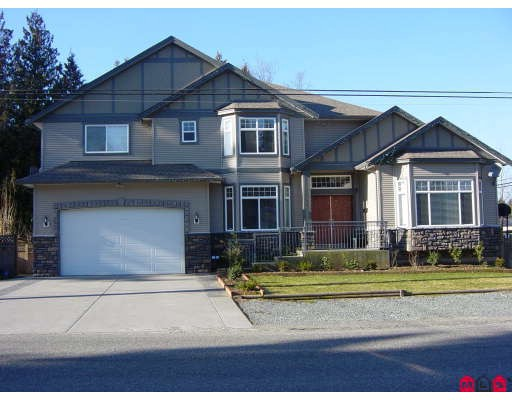 Main Photo: 31794 PEARDONVILLE Road in Abbotsford: Abbotsford West House for sale : MLS® # F2801730