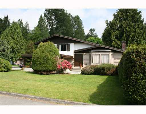 Main Photo: 1103 BLUE HERON in Port_Coquitlam: Lincoln Park PQ House for sale (Port Coquitlam)  : MLS® # V712019