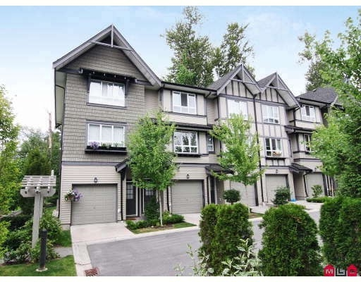 Main Photo: 22 6747 203 Street in Langley: Willoughby Heights Townhouse for sale : MLS(r) # F2900596