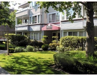 Main Photo: 205 1845 W. 7th Avenue in Vancouver: Kitsilano Condo for sale in &quot;HERITAGE AT CYPRESS&quot; (Vancouver West)  : MLS(r) # V838037