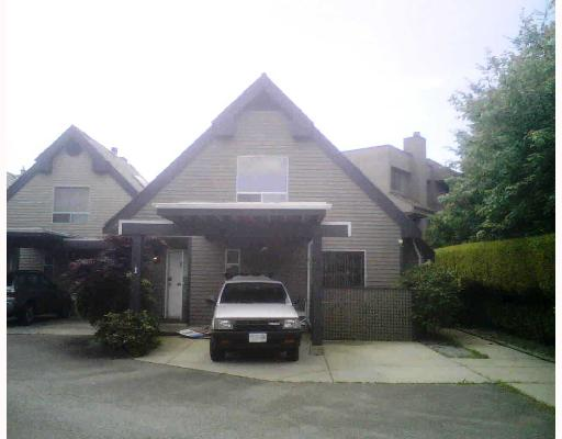 "Photo 2: 1 8700 BLUNDELL Road in Richmond: Garden City Townhouse for sale in ""BLUNDELL GARDENS"" : MLS® # V650277"
