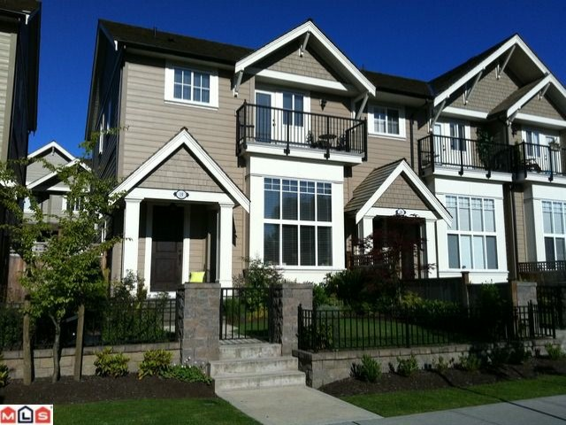 Photo 1:  in Surrey: Morgan Creek Condo for sale (South Surrey White Rock)  : MLS(r) # F1117048