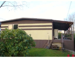 "Main Photo: 73 9950 WILSON Street in Mission: Stave Falls Manufactured Home for sale in ""RUSKIN PLACE"" : MLS® # F2729674"