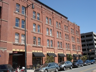 Main Photo: 1745 Wazee Street #4E in Denver: Franklin Lofts Condo for sale (Downtown Denver)  : MLS® # 746843