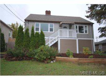 Main Photo: 521 E Burnside Road in VICTORIA: Vi Burnside Single Family Detached for sale (Victoria)  : MLS® # 269570