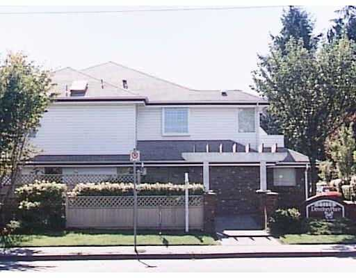 "Main Photo: 3 22128 DEWDNEY TRUNK Road in Maple Ridge: West Central Townhouse for sale in ""DEWDNEY PLACE"" : MLS® # V638603"