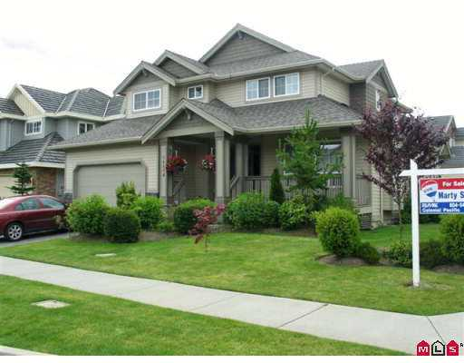 "Main Photo: 16654 63A Avenue in Surrey: Cloverdale BC House for sale in ""Clover Ridge"" (Cloverdale)  : MLS(r) # F2717287"