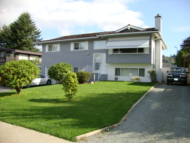 Main Photo: : House for sale : MLS® # f1025474