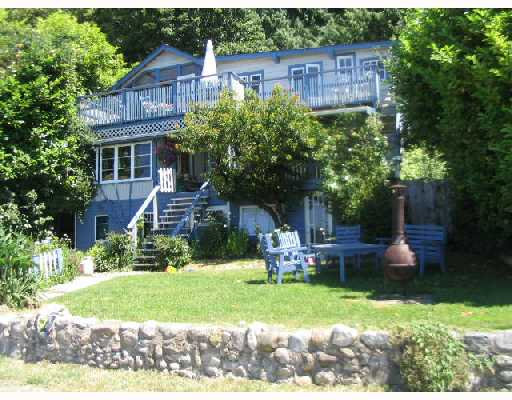 Main Photo: 5360 SINKU Road in Sechelt: Sechelt District House for sale (Sunshine Coast)  : MLS® # V658598