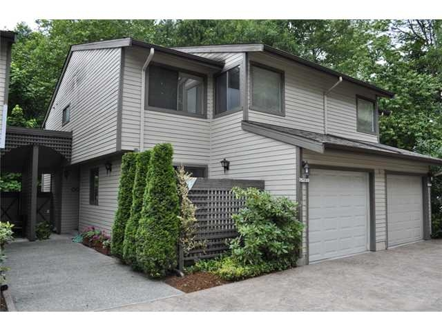Main Photo: 5719 Mayview Circle in Burnaby: Burnaby Lake Townhouse for sale (Burnaby South)  : MLS(r) # V903461