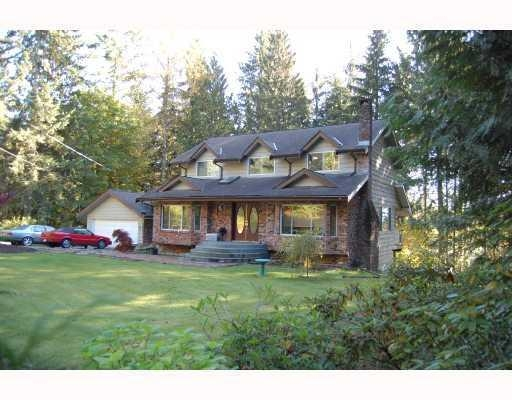 Main Photo: 12470 BLUE MOUNTAIN CR in Maple Ridge: House for sale : MLS® # V741898