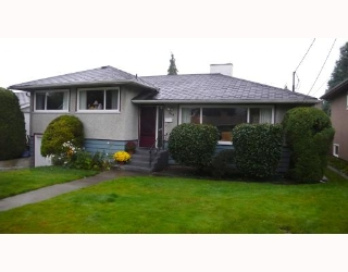 Main Photo: 320 BLACKMAN Street in New_Westminster: GlenBrooke North House for sale (New Westminster)  : MLS® # V672451