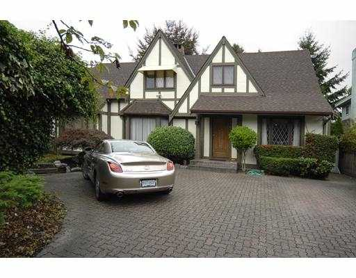 Main Photo: 7061 MARGUERITE Street in Vancouver: South Granville House for sale (Vancouver West)  : MLS® # V683628