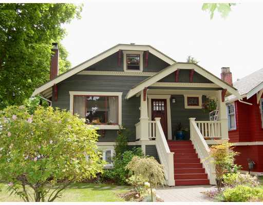 "Main Photo: 556 W 17TH Avenue in Vancouver: Cambie House for sale in ""DOUGLAS PARK"" (Vancouver West)  : MLS® # V793976"