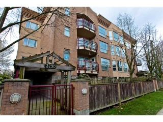 Main Photo: # 203 3290 W 4TH AV in Vancouver: Kitsilano Condo  (Vancouver West)  : MLS® # V910653