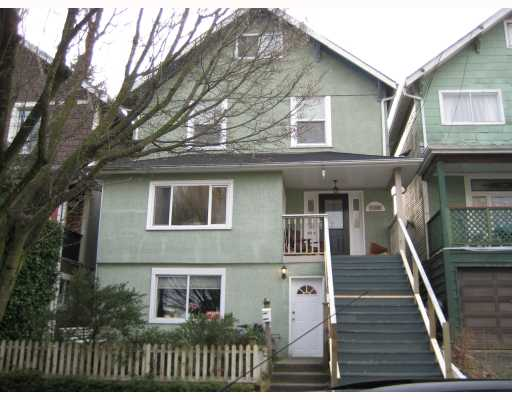 Main Photo: 3409 PRINCE EDWARD Street in Vancouver: Main House for sale (Vancouver East)  : MLS®# V697059