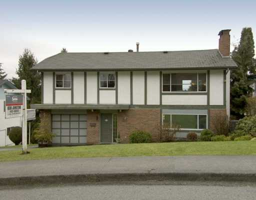 "Main Photo: 3159 BEACON Drive in Coquitlam: Ranch Park House for sale in ""RANCH PARK"" : MLS® # V629942"