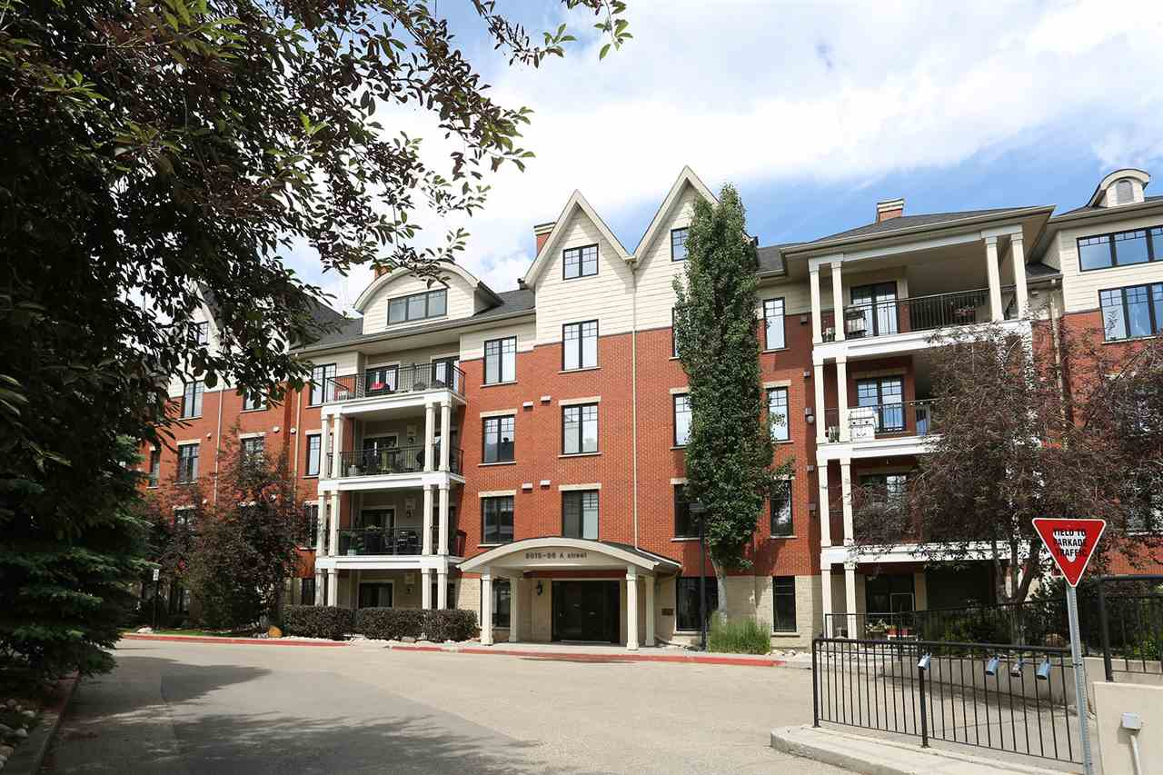 FEATURED LISTING: 308 - 9819 96A Street Edmonton