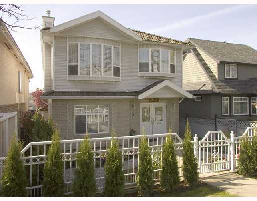 Main Photo: 3936 PARKER Street in Burnaby: Willingdon Heights House for sale (Burnaby North)  : MLS® # V692656